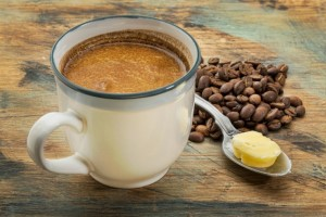 Bulletproof Coconut Butter Coffee - ketogenic food